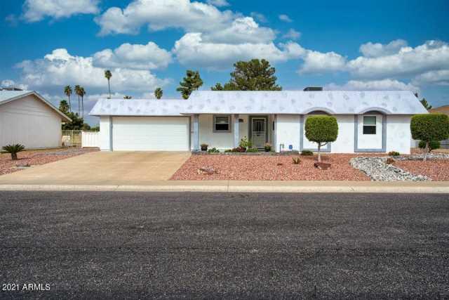 Photo of 14020 N BOLIVAR Drive, Sun City, AZ 85351