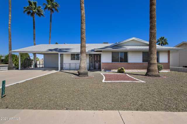 Photo of 10238 W DEANNE Drive, Sun City, AZ 85351