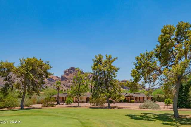 Photo of 4826 E LINCOLN Drive, Paradise Valley, AZ 85253