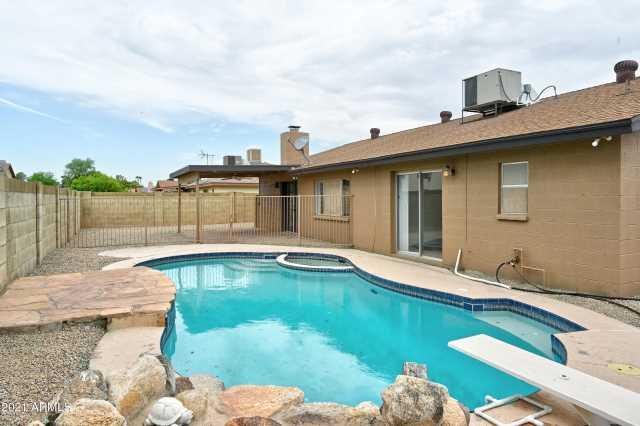 Photo of 7301 W CANTERBURY Drive, Peoria, AZ 85345