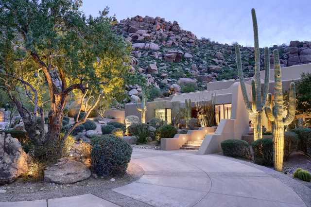 Photo of 11015 E Troon Mountain Drive, Scottsdale, AZ 85255