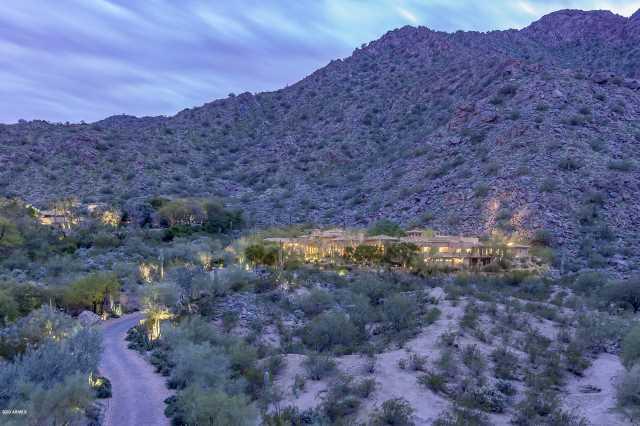 Photo of 5825 E STARLIGHT Way, Paradise Valley, AZ 85253