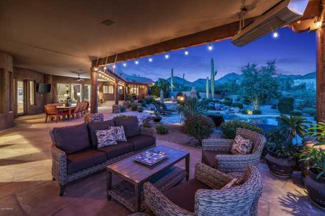 Photo of 9431 E CALLE DE LAS BRISAS Road, Scottsdale, AZ 85255