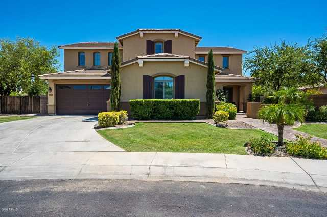 Photo of 59 W POWELL Way, Chandler, AZ 85248