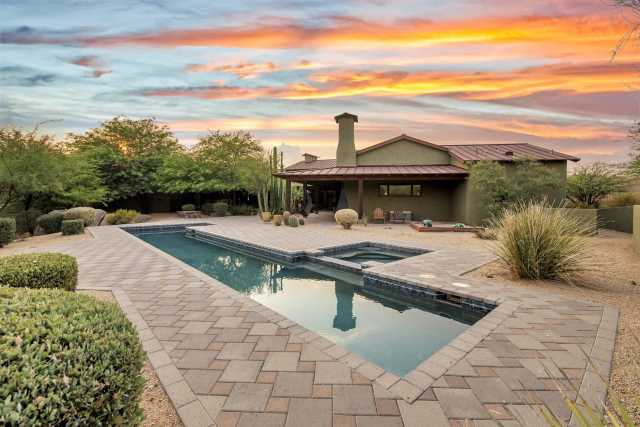 Photo of 10063 E TROON NORTH Drive, Scottsdale, AZ 85262