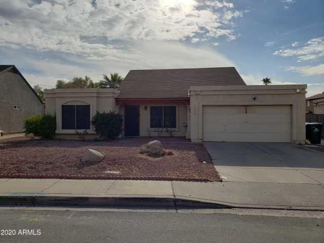 Photo of 4509 W TOPEKA Drive, Glendale, AZ 85308