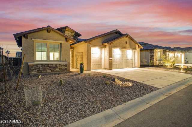 Photo of 16856 W ROANOKE Avenue, Goodyear, AZ 85395