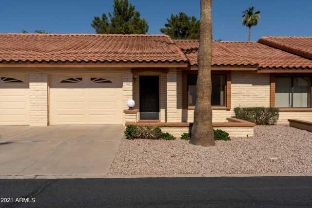 Photo of 7755 E LAGUNA AZUL Avenue #215, Mesa, AZ 85209