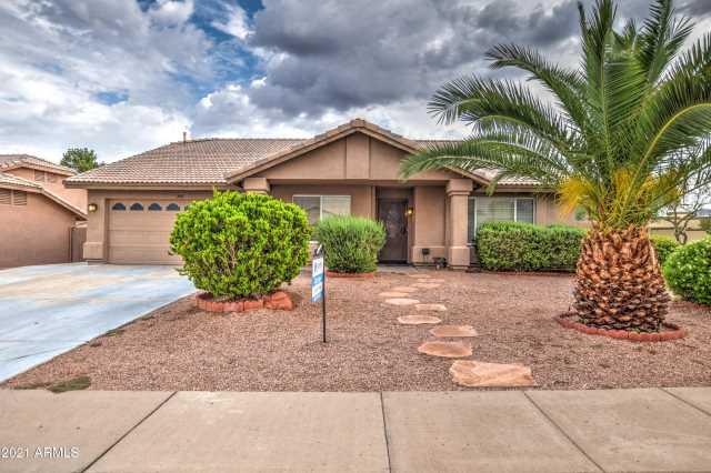 Photo of 2407 N SAFFRON --, Mesa, AZ 85215