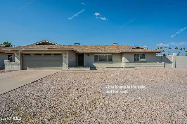 Photo of 1842 E CORNELL Drive, Tempe, AZ 85283