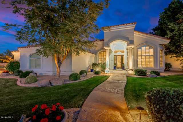 Photo of 3341 S HORIZON Place, Chandler, AZ 85248