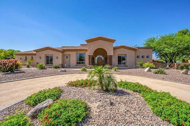 Photo of 6861 W CALLE LEJOS --, Peoria, AZ 85383