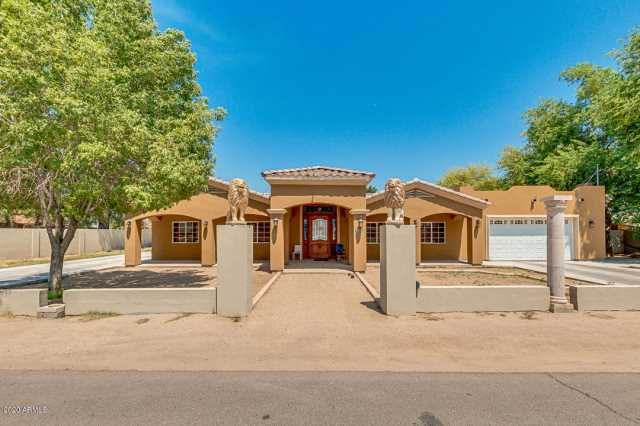 Photo of 6303 N 65TH Drive, Glendale, AZ 85301