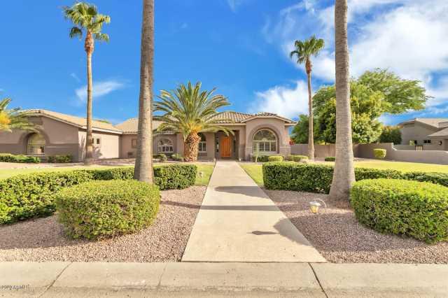 Photo of 9601 W ELECTRA Lane, Peoria, AZ 85383