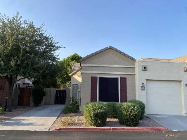 Photo of 2565 E SOUTHERN Avenue #49, Mesa, AZ 85204