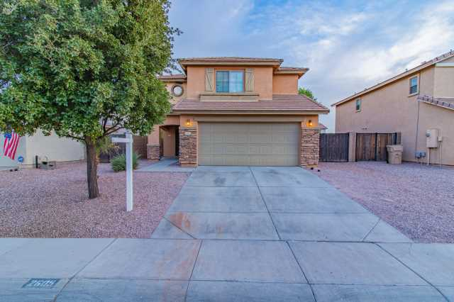 Photo of 2605 W HALF MOON Circle, Queen Creek, AZ 85142