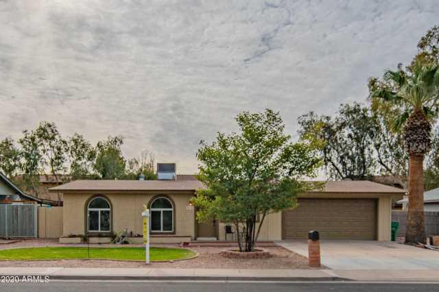 Photo of 2943 E CABALLERO Street, Mesa, AZ 85213
