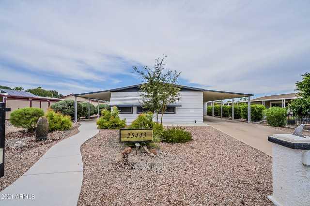 Photo of 25443 S ILLINOIS Avenue, Sun Lakes, AZ 85248