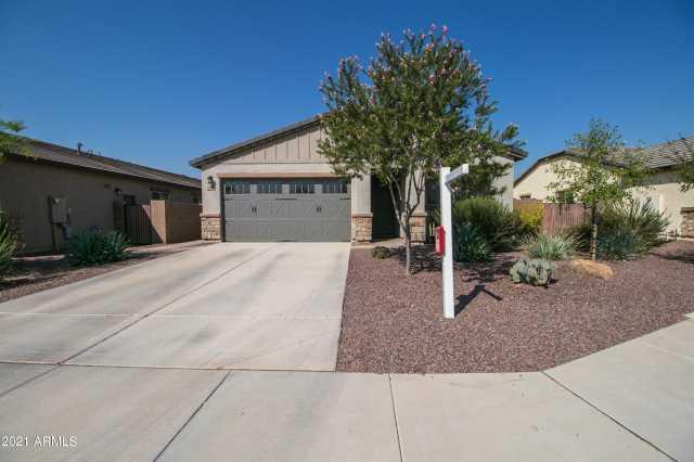 Photo of 8586 N 172ND Drive N, Waddell, AZ 85355