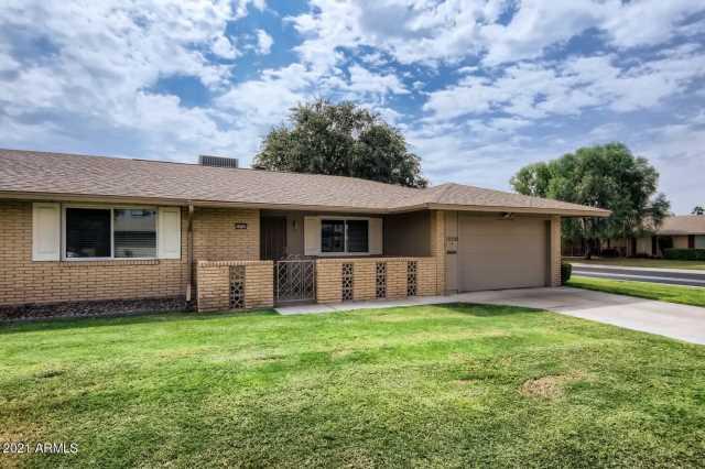 Photo of 10202 W Pineridge Drive, Sun City, AZ 85351