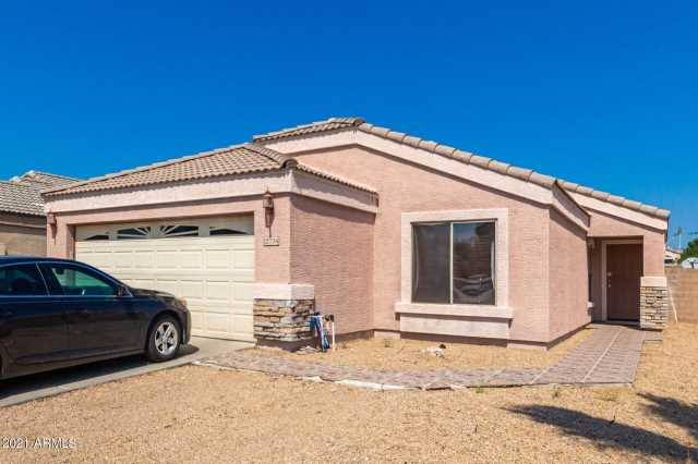 Photo of 12734 W PERSHING Street, El Mirage, AZ 85335