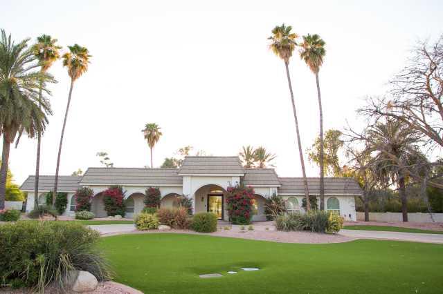 Photo of 10020 N 51ST Place, Paradise Valley, AZ 85253