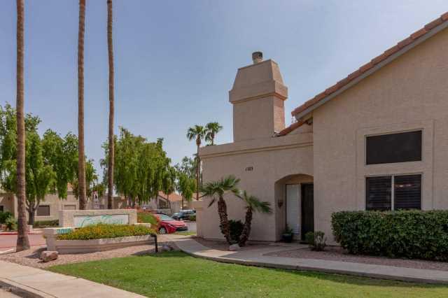 Photo of 2019 W LEMON TREE Place #1183, Chandler, AZ 85224