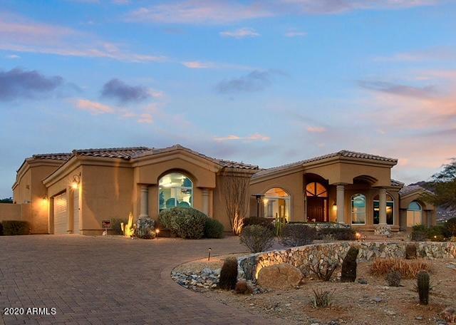 Photo of 9446 E RIMROCK Drive, Scottsdale, AZ 85255