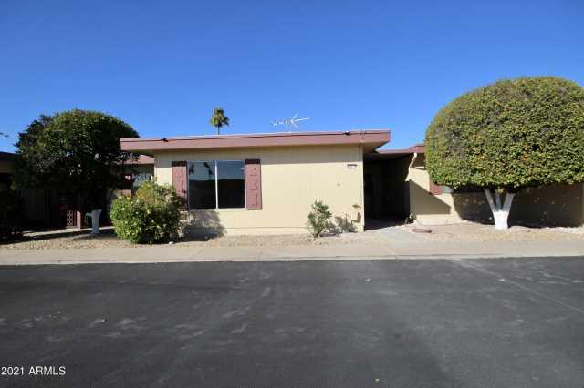 Photo of 13618 N 98TH Avenue #P, Sun City, AZ 85351