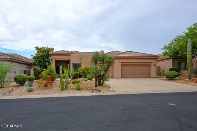 Photo of 6130 E EVENING GLOW Drive, Scottsdale, AZ 85266
