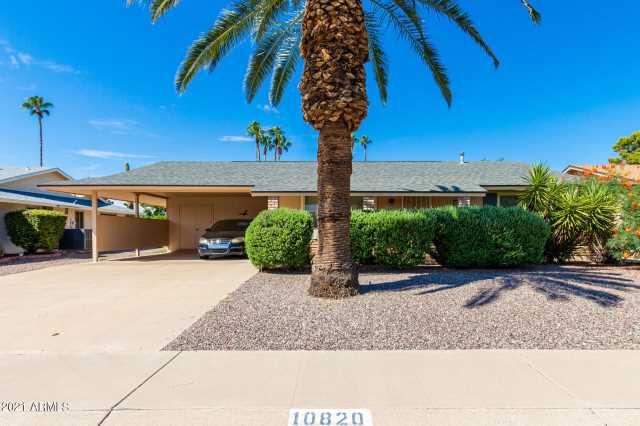 Photo of 10820 W MEADE Drive, Sun City, AZ 85351