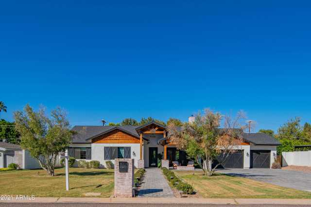 Photo of 3826 E COOLIDGE Street, Phoenix, AZ 85018