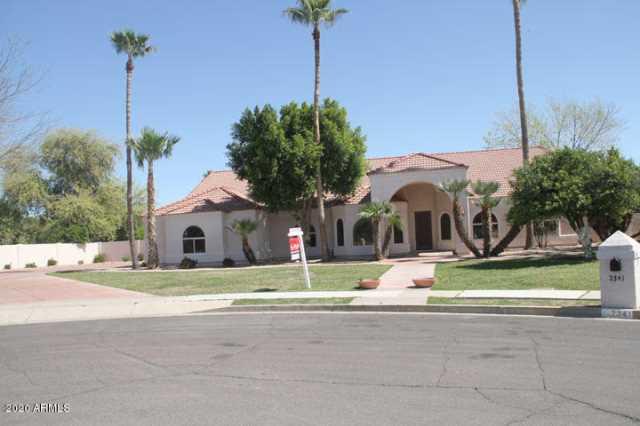 Photo of 2341 N LEMON Circle, Mesa, AZ 85215
