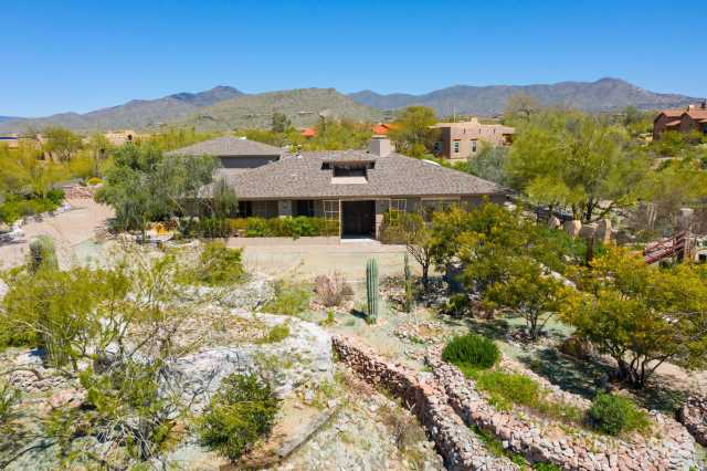 Photo of 37007 N ROMPING Road, Carefree, AZ 85377