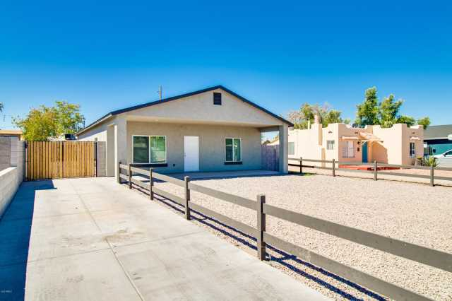 Photo of 1233 E GARFIELD Street, Phoenix, AZ 85006