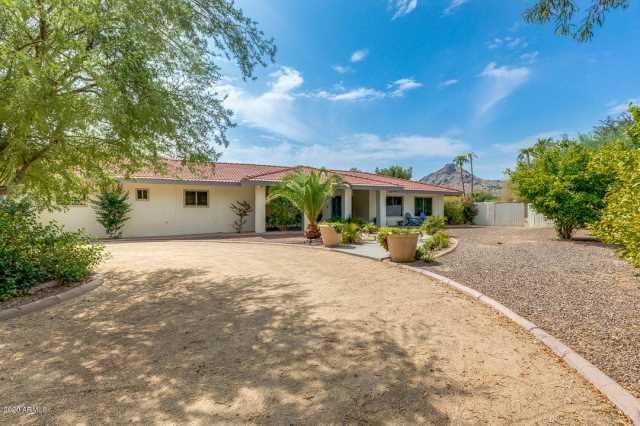 Photo of 7812 N EL ARROYO Road, Paradise Valley, AZ 85253