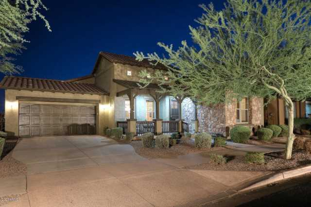 Photo of 9261 E DESERT ARROYOS --, Scottsdale, AZ 85255