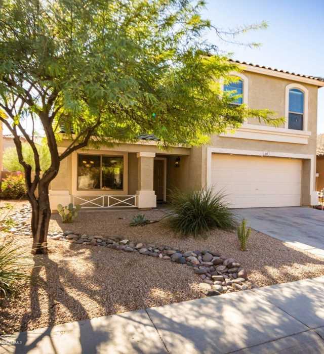 Photo of 109 W CANYON ROCK Road, San Tan Valley, AZ 85143