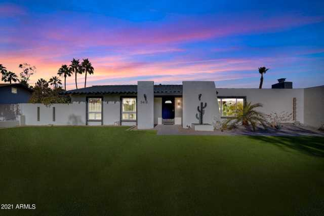 Photo of 5410 E CACTUS Road, Scottsdale, AZ 85254