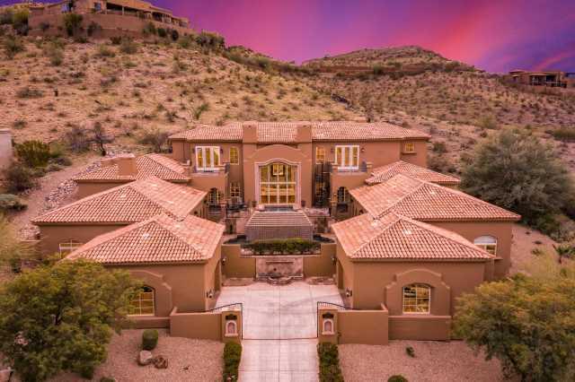 Photo of 2127 E BARKWOOD Road, Phoenix, AZ 85048