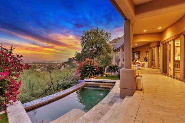 Photo of 5784 E QUARTZ MOUNTAIN Road, Paradise Valley, AZ 85253