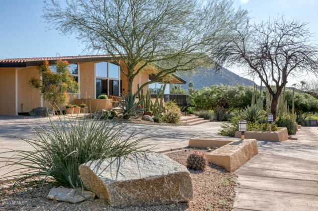 Photo of 4516 E CLEARWATER Parkway, Paradise Valley, AZ 85253