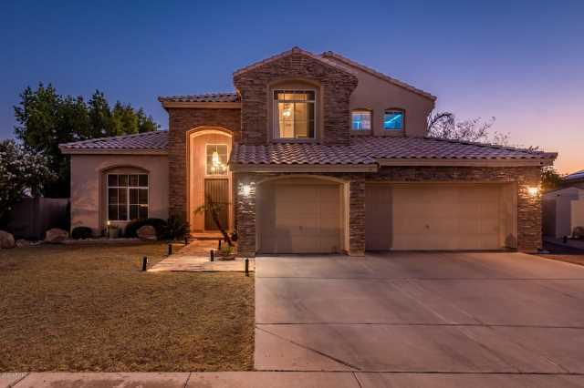 Photo of 7303 W ROBIN Lane, Glendale, AZ 85310