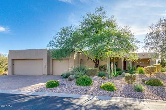 Photo of 9709 E GAMBLE Lane, Scottsdale, AZ 85262
