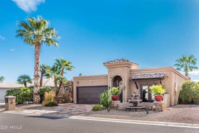 Photo of 25851 S NEW TOWN Drive, Sun Lakes, AZ 85248