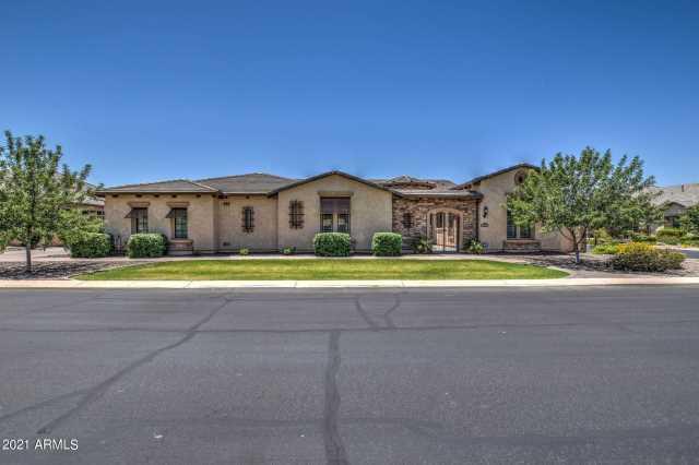 Photo of 2457 E AMBER Court, Gilbert, AZ 85296