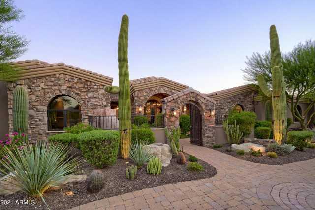 Photo of 8867 E DIAMOND RIM Drive, Scottsdale, AZ 85255