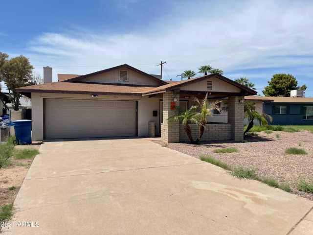 Photo of 4120 S LA CORTA Drive, Tempe, AZ 85282
