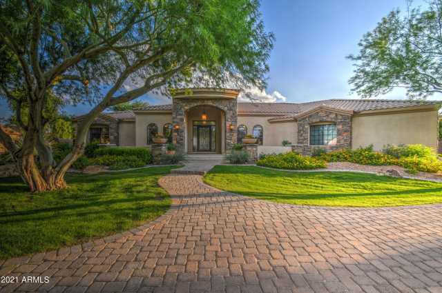 Photo of 21257 E EXCELSIOR Avenue, Queen Creek, AZ 85142