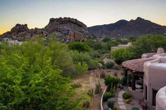 Photo of 7373 E CLUBHOUSE Drive #7, Scottsdale, AZ 85266